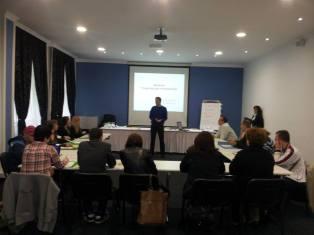 Edukacije za predstavnike mreže ''NaUm''