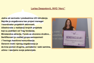 Larisa Despotović