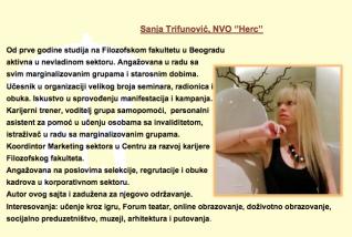 Sanja Trifunović