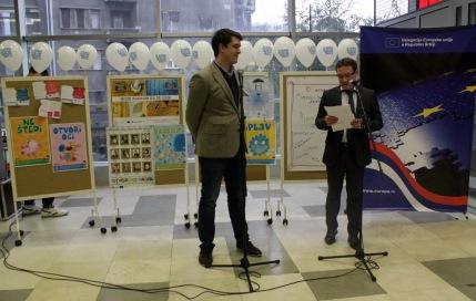 g. Nikolas Bizel, iz Delegacije Evropske Unije u Srbiji