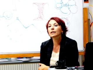 Dr Tatjana Voskresenski, direktorka Specijalne bolnice za psihijatrijske bolesti ''Dr S. Bakalović''