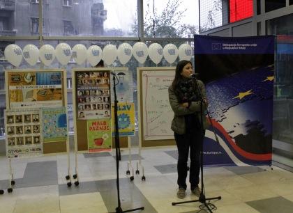 Marina Kostić iz Caritasa Srbije