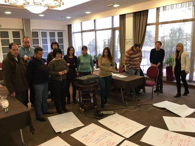 Trening: ''Modeli ostvarivanja socijalnih i ekonomskih prava''