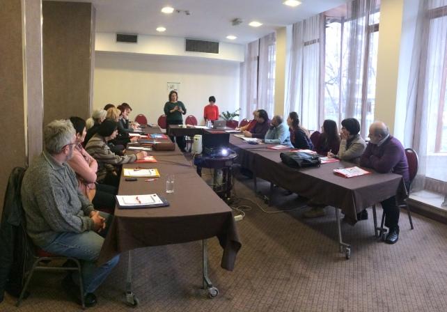 Trening izgradnje kapaciteta OCD i mreže Branilaca ljudskih prava
