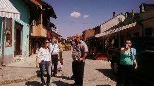 Ulica u Valjevu u kojoj su snimani mnogi srpski filmovi