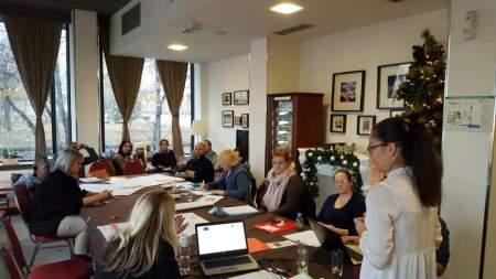 Trening ''Lobitanje i javno zastupanje''